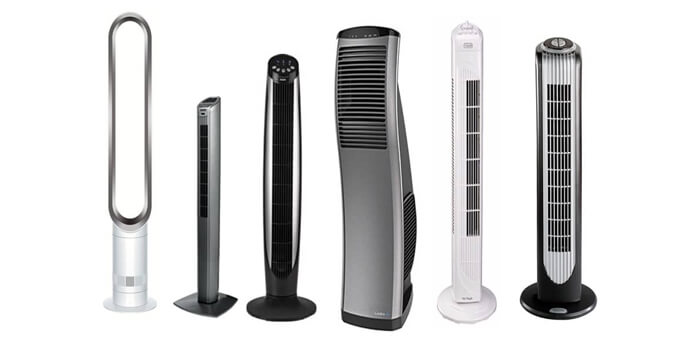 10 Best Tower Fans Reviews Based on Consumer Reports 2020