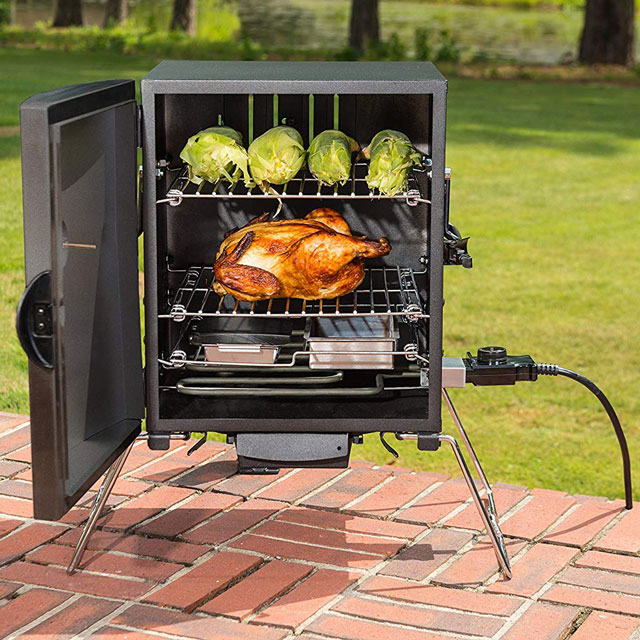10 Best Electric Smokers Reviews By Consumer Reports 2019