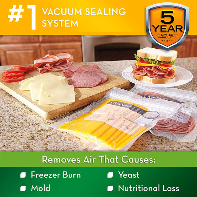 10 Best Vacuum Sealers Reviews By Consumer Reports 2019