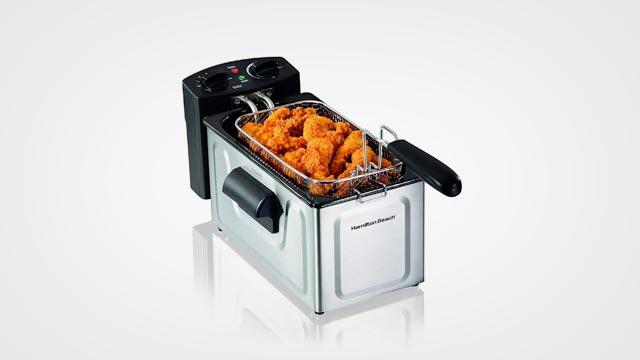10 Best Deep Fryers