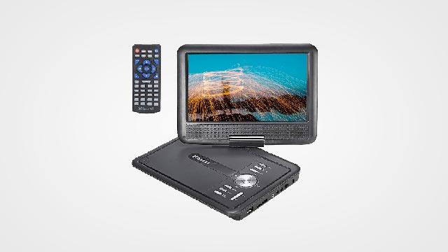 10 Best Portable DVD Players Based on Reviews by consumer 2020