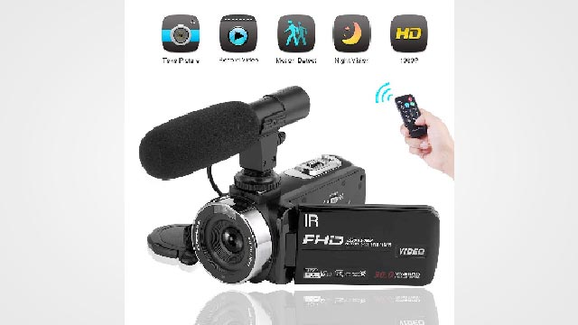 10 Best Camcorders Reviews Based on Consumer Reports 2020