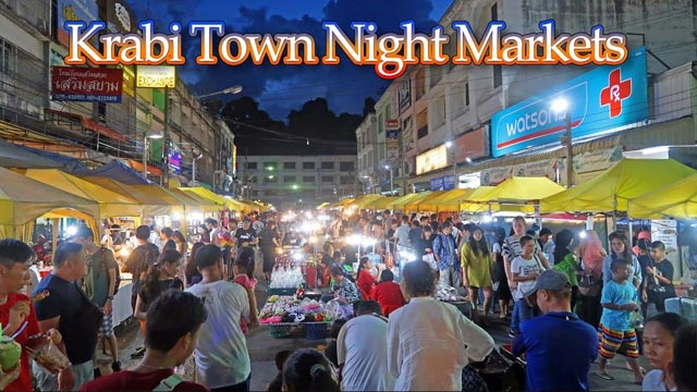 Shop at the Night Market