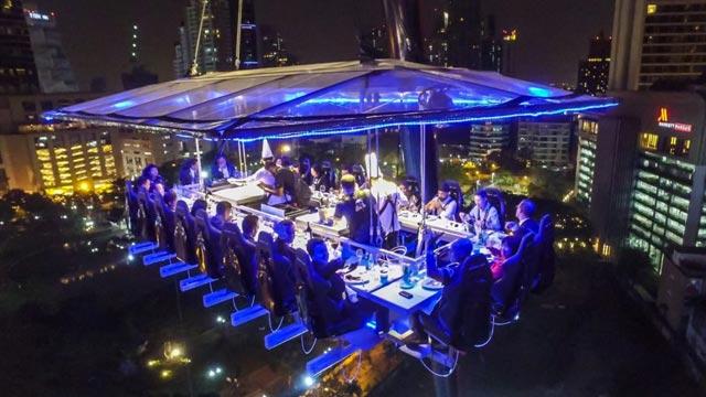 Sky Dine in Bangkok