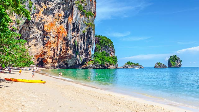 Visit Railay Beach