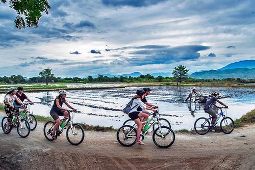 Bike Trip to Mandalay