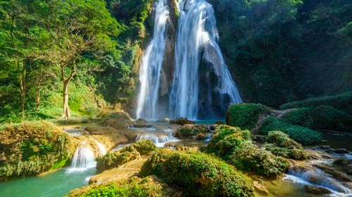 Dat Taw Gyaint Waterfall, Mandalay