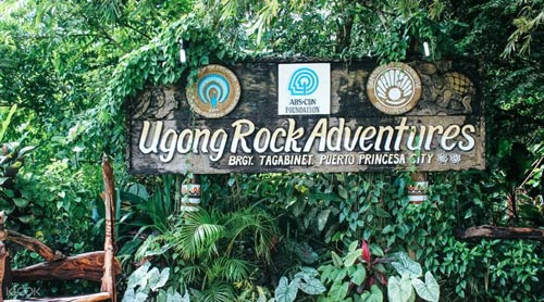 Take your adventure to the next level in Ugong Rock Adventures