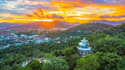 Viewpoints in Phuket
