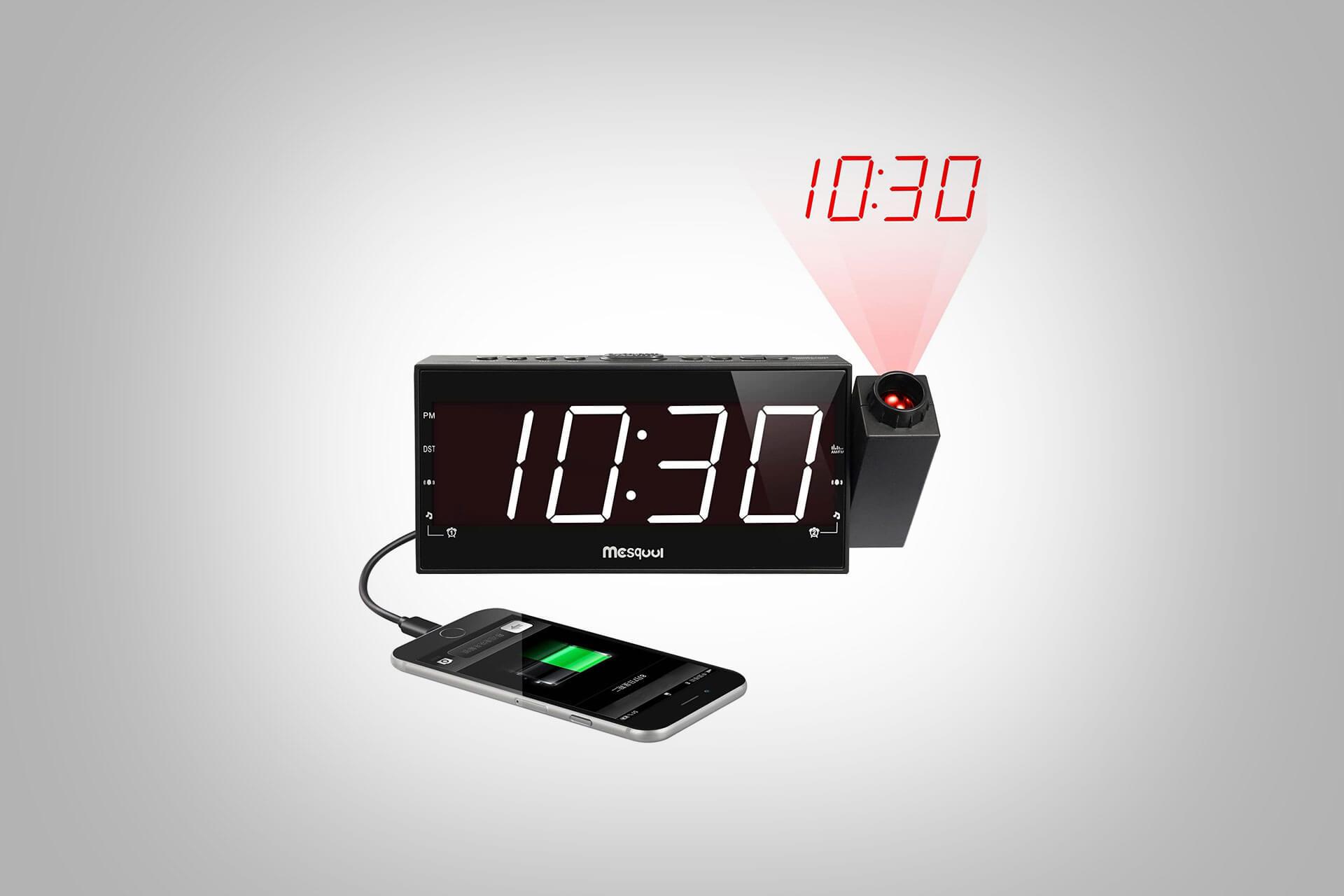 Best Alarm Clocks with Radio