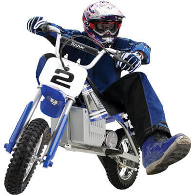 Razor Dirt Rocket Electric Motocross Bike -MX350