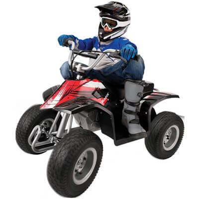 Razor Dirt Quad Electric Off-Road Four-Wheeled Vehicle