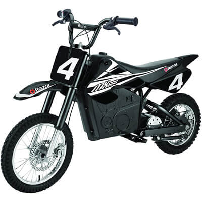 Razor MX650 Adult & Teen Electric Dirt Bike - Electric Bike