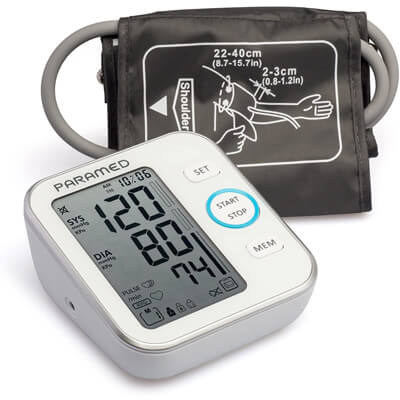 Paramed Blood Pressure Monitor