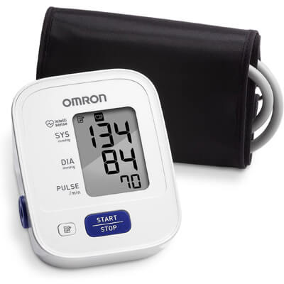 Omron Upper Arm Blood Pressure Monitor 3-Series