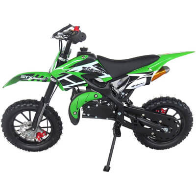 SYX MOTO 2-Stroke Mini Dirt Bike - Electric Bike