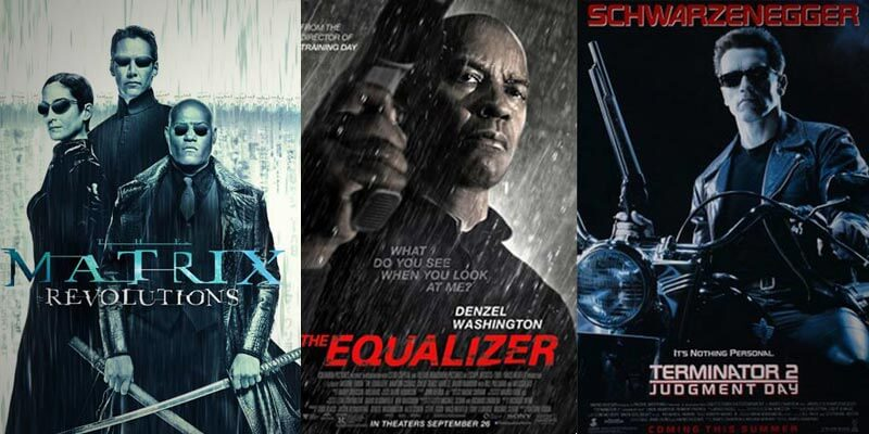 10 Best Action Movies of All Time