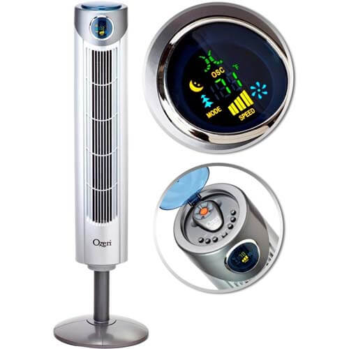 Ozeri Ultra 42 inch Wind Fan