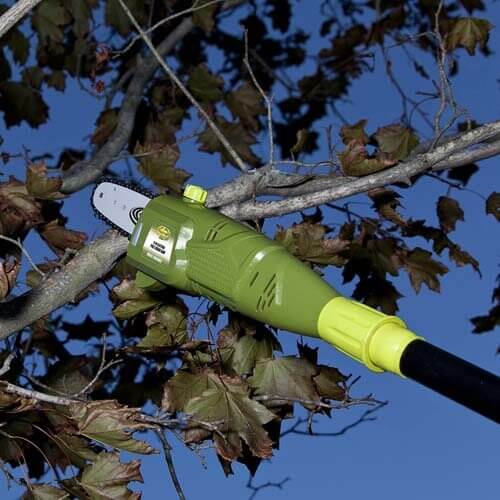 Sun Joe SWJ800E 8-inch 6.5 Amp, Best Tree Trimming Tools