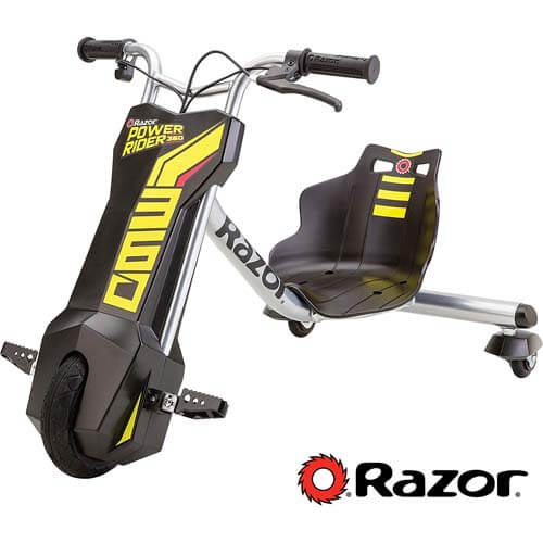 Razor Power Rider Electric Tricycle
