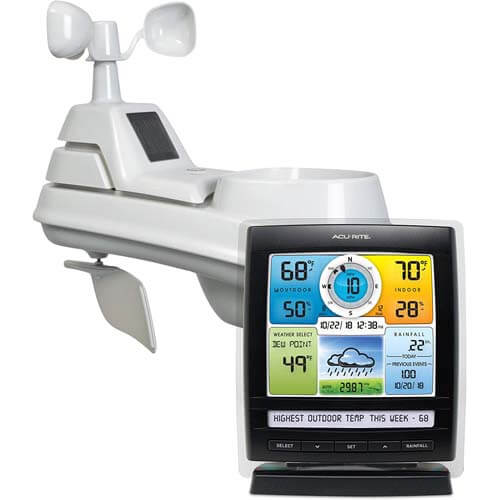 AcuRite 01512 Wireless Home Station - Home Weather Station