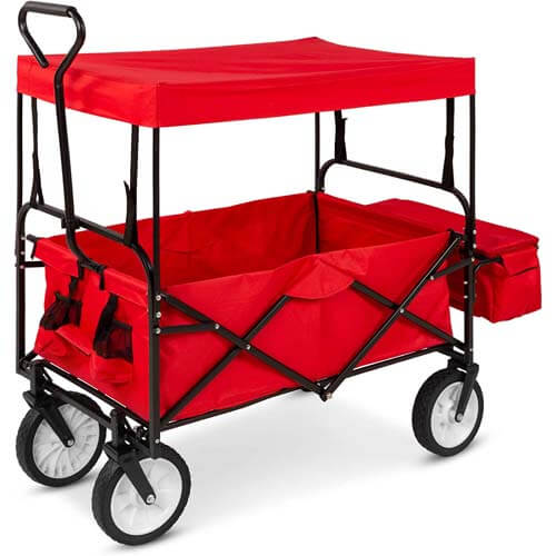 Best Choice Products Folding Utility Wagon