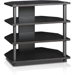 Furinno Turn-N-Tube 4-Tier Petite TV Stand