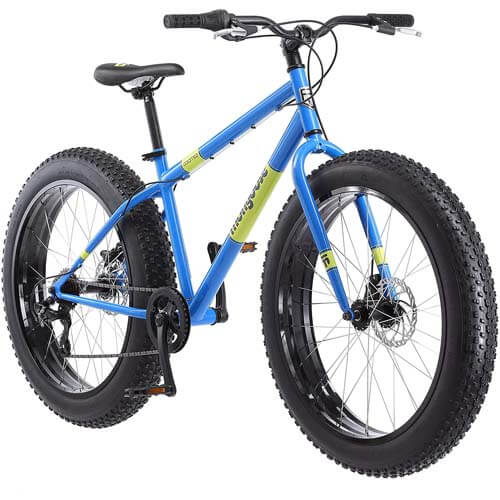 Mongoose Dolomite Fat Tire Men's Mountain Bike