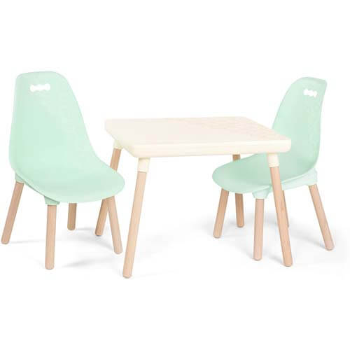 B. spaces by Battat Kids Furniture Set - Best Kids Table and Chair Sets