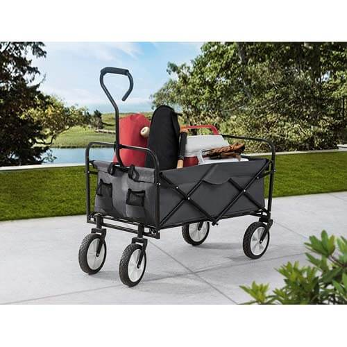 S2 Lifestyle Brazer Collapsible Folding Wagon Cart