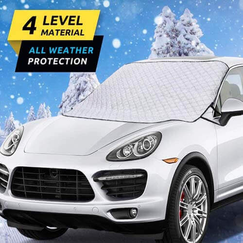 HEHUI Car Windshield Snow Ice Cover