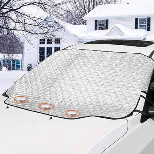 GAMURRY Car Windshield Snow/Ice Cover