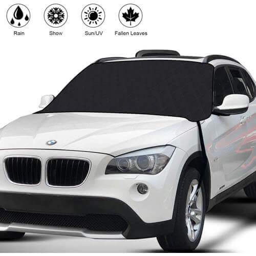 HRDJ Car Windshield Snow Cover