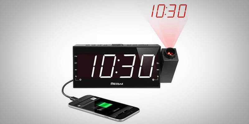 10 Best Alarm Clocks with Radio