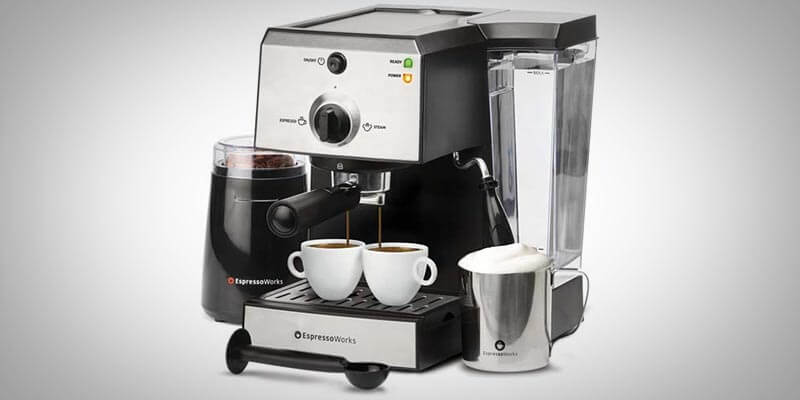 The Best Coffee Latte Maker