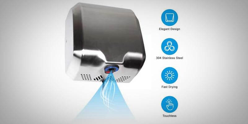 10 Best Commercial Hand Dryers