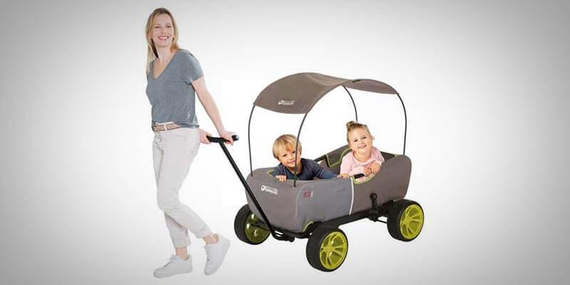 The Best Kids Folding Wagon