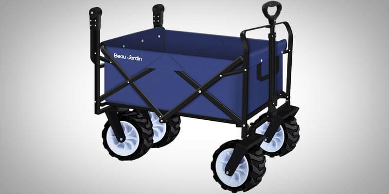 The Best Portable Folding Wagon