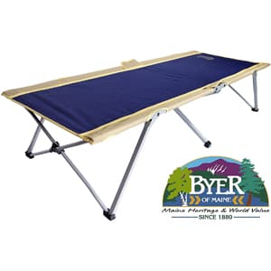BAYER OF MAINE Easy Camping Cot