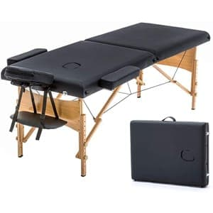 BestMassage table portable spa bed 73 inches long 28 inches wide