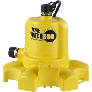WYNE WWB WaterBUG Submersible Pump