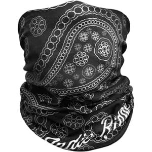 Paisley Outdoor Face Mask by Indie Ridge