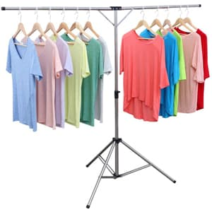 Exilot Foldable Clothes Drying Rack