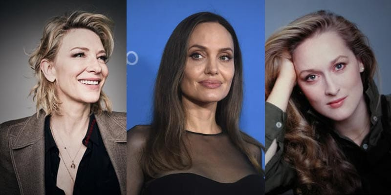 Top 10 Best Actresses of All Time
