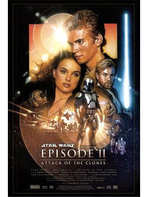 Star Wars Episode II: Attack of the Clones