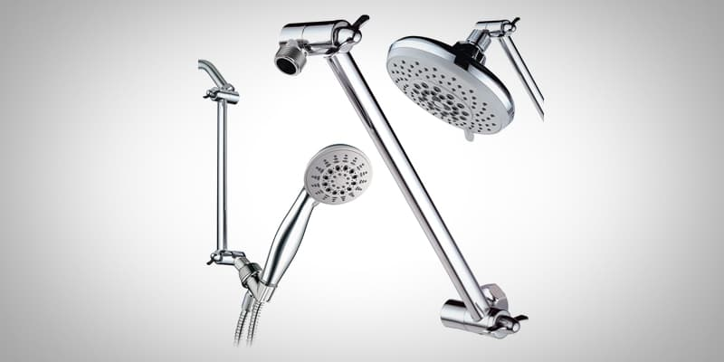 10 Best Adjustable Shower Arms