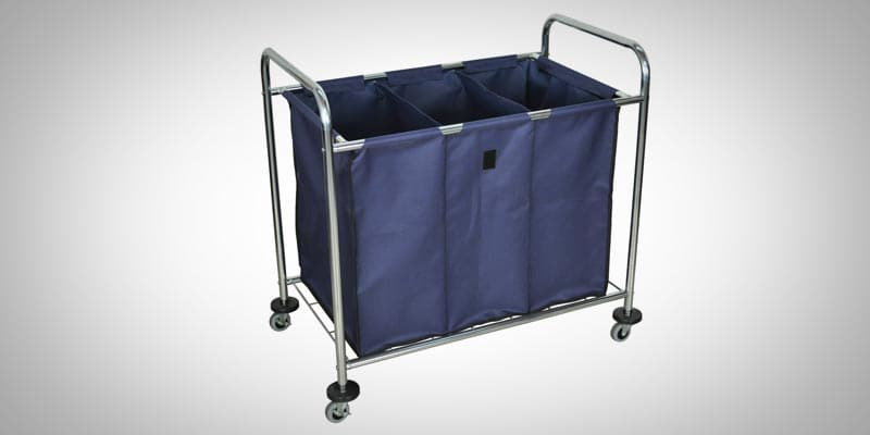 The Best Commercial Laundry Cart