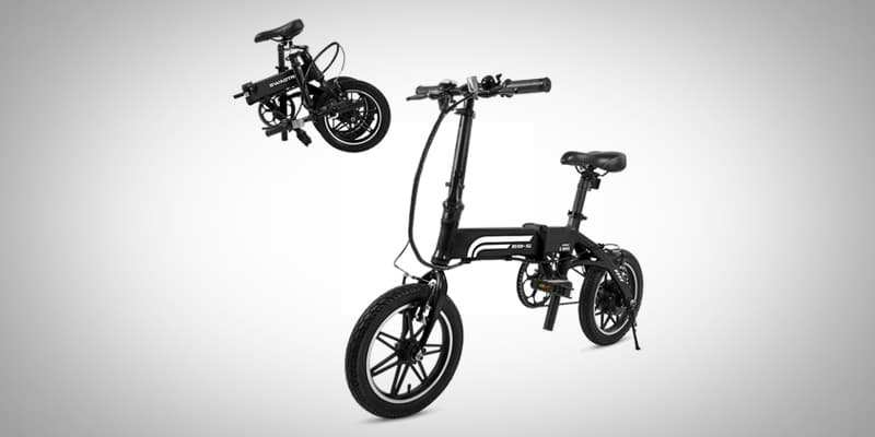 The Best Folding Electric Bike & Electric Bike