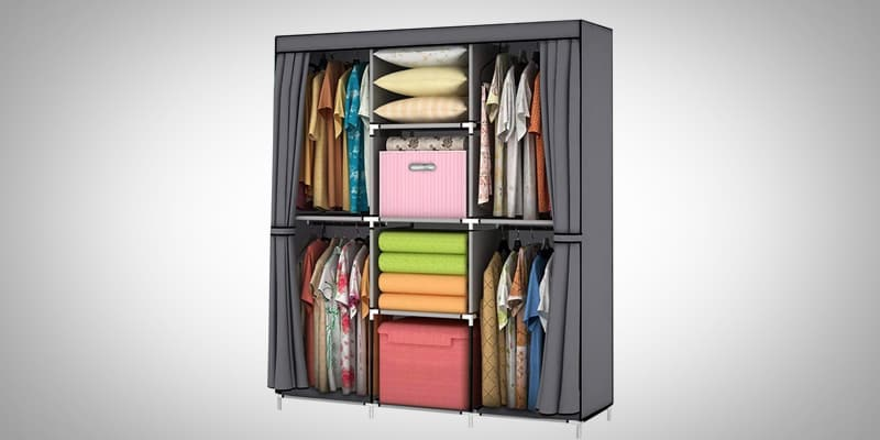 10 Best Portable Closets