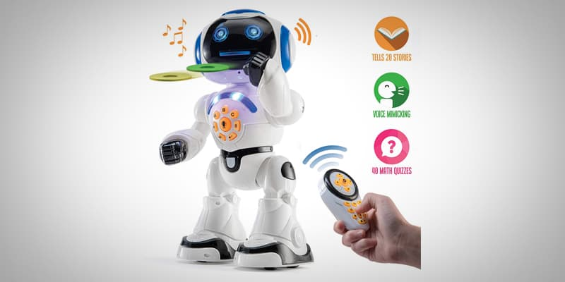 The Best Remote Controlled Robot Toy